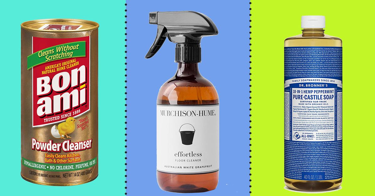 b0a755b01457 The 17 Best Natural House Cleaning Products 2018