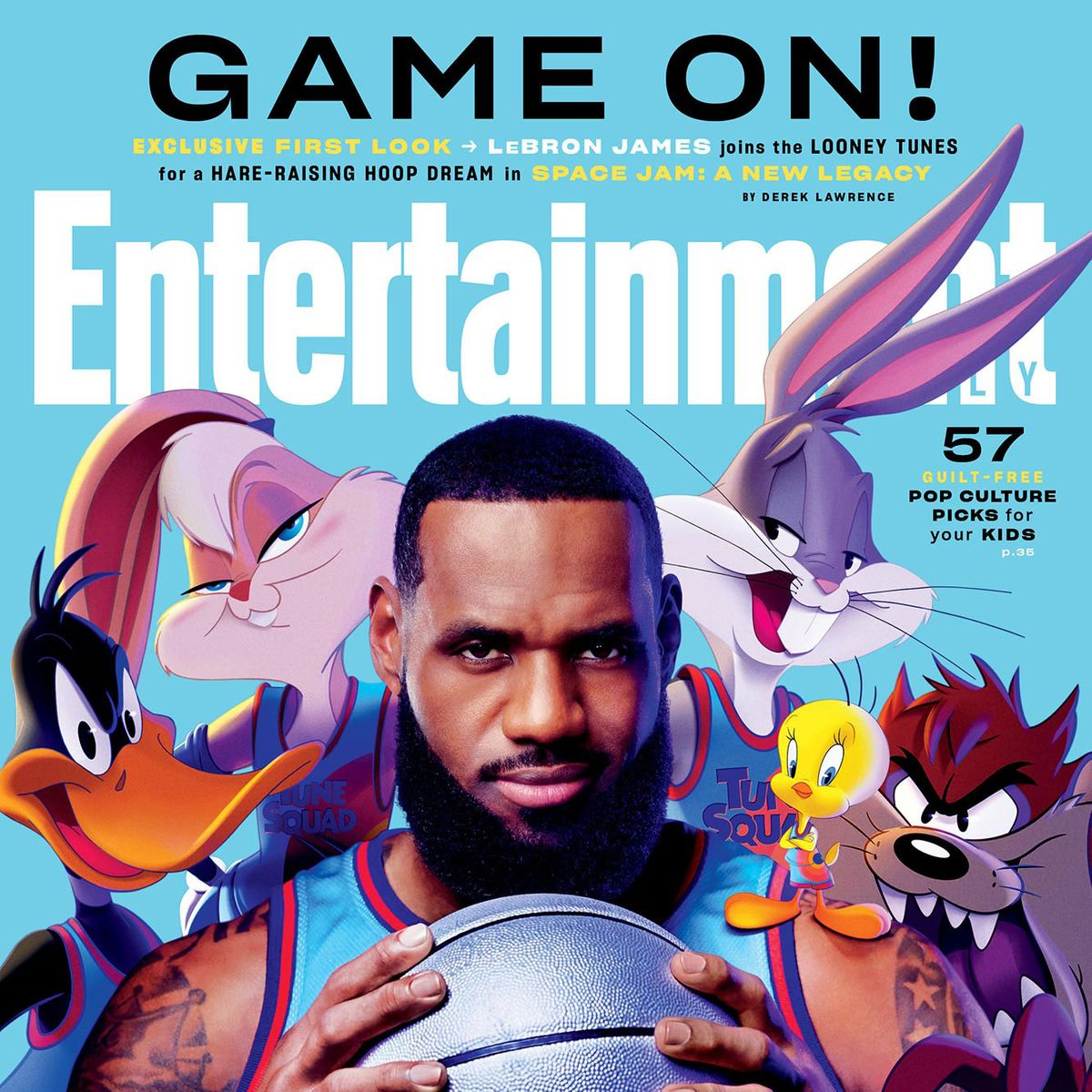 Everything We Know About Space Jam 2: A New Legacy 2021