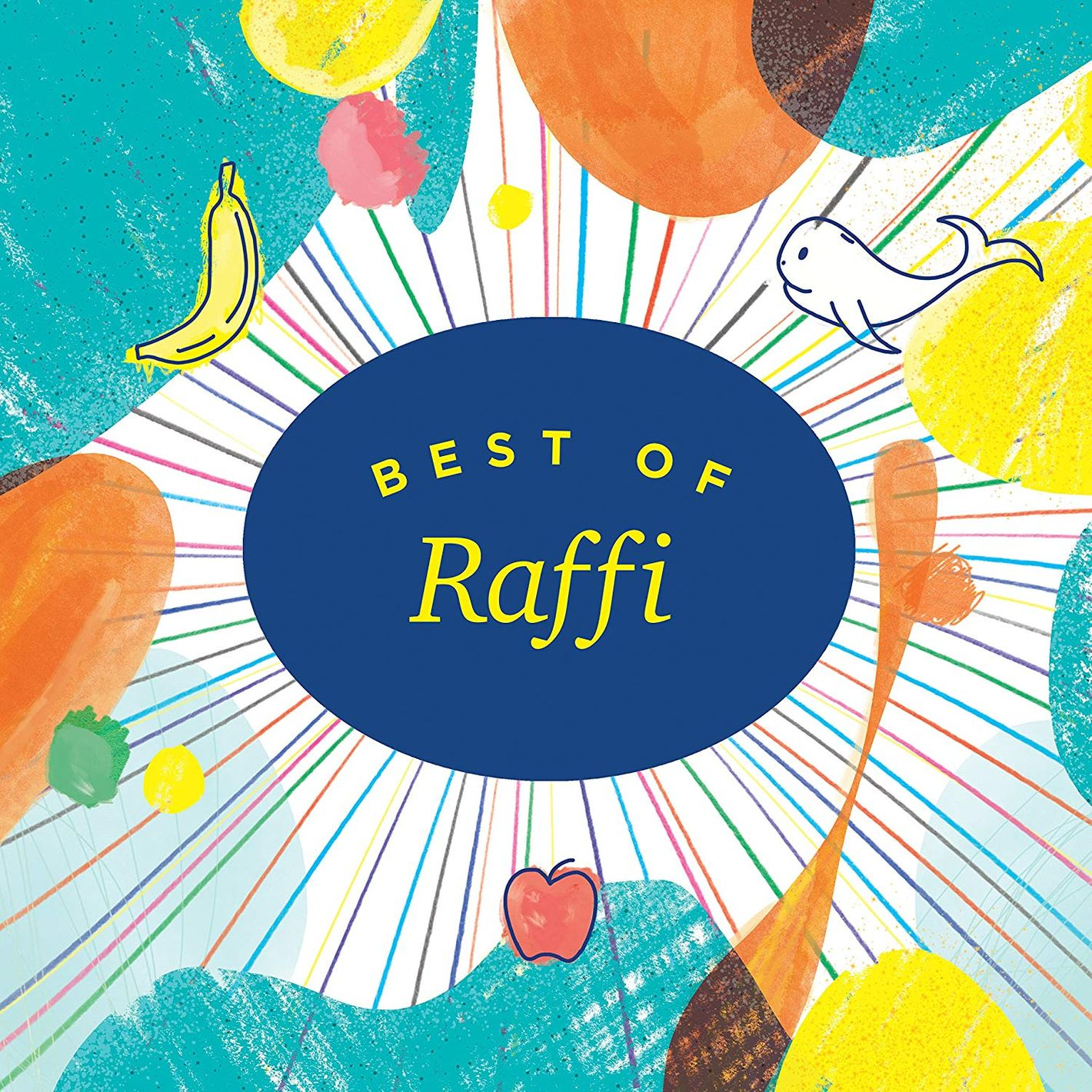 Best of Raffi MP3 or CD