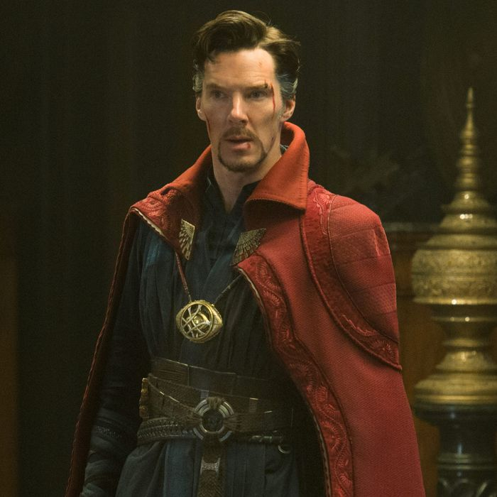 the cloak is the best character in doctor strange