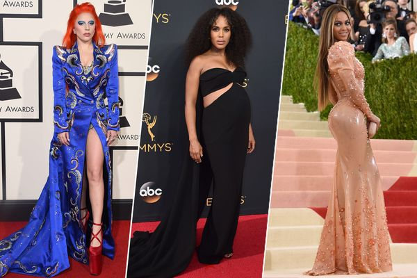 See the Most Talked About Red-Carpet Looks From 2016