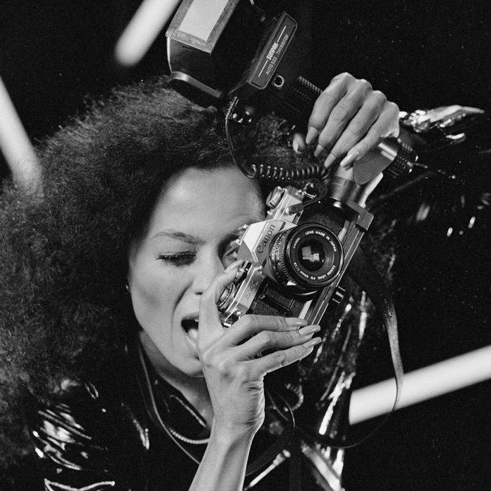 Funny I Shoot People Camera Photographer Black Canvas Satchel Bag