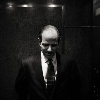 Former New York Governor and Attorney General Eliot Spitzer