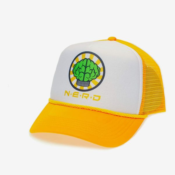 N.E.R.D. Cap Adult One-Size Multi