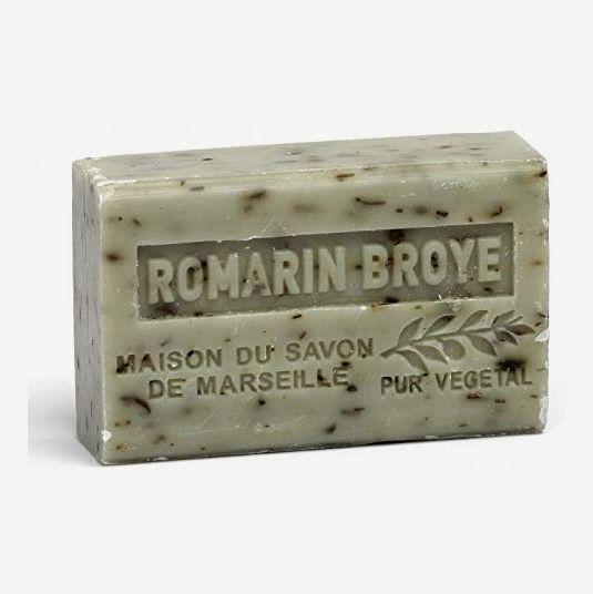 Maison du Savon de Marseille Crushed Rosemary Soap