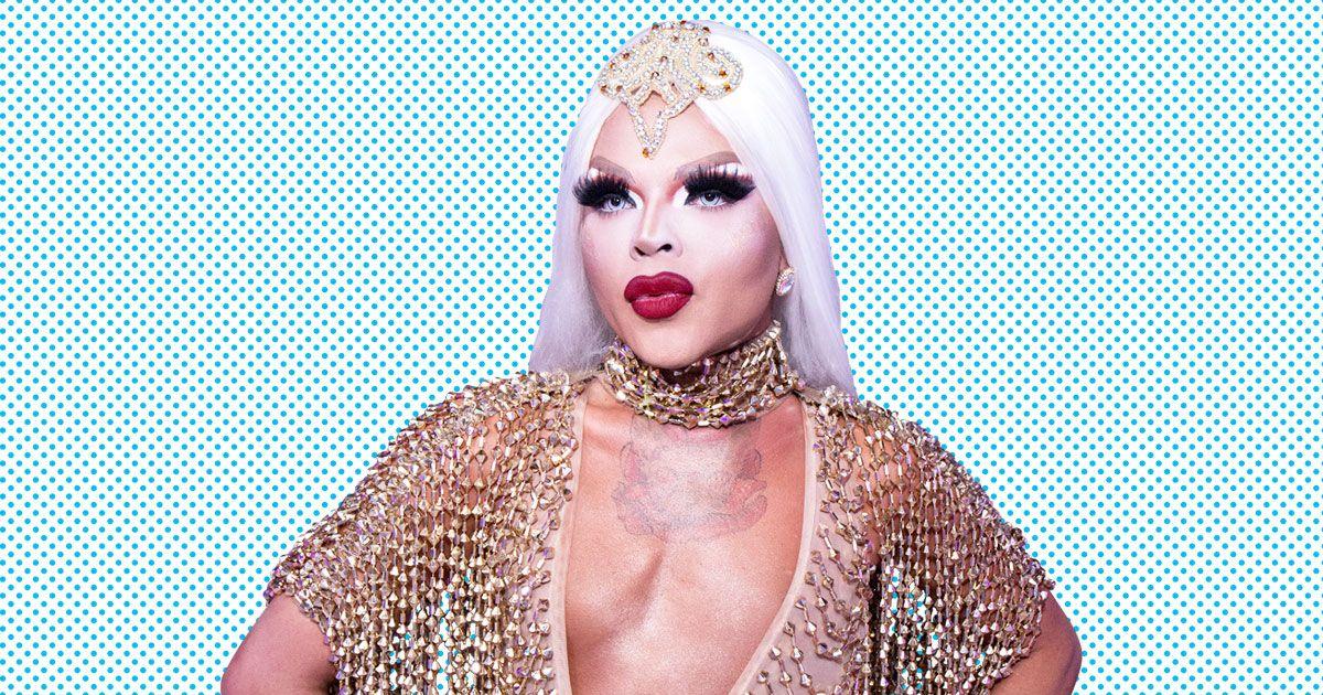 Miss Vanjie RuPaul\'s Drag Race Interview