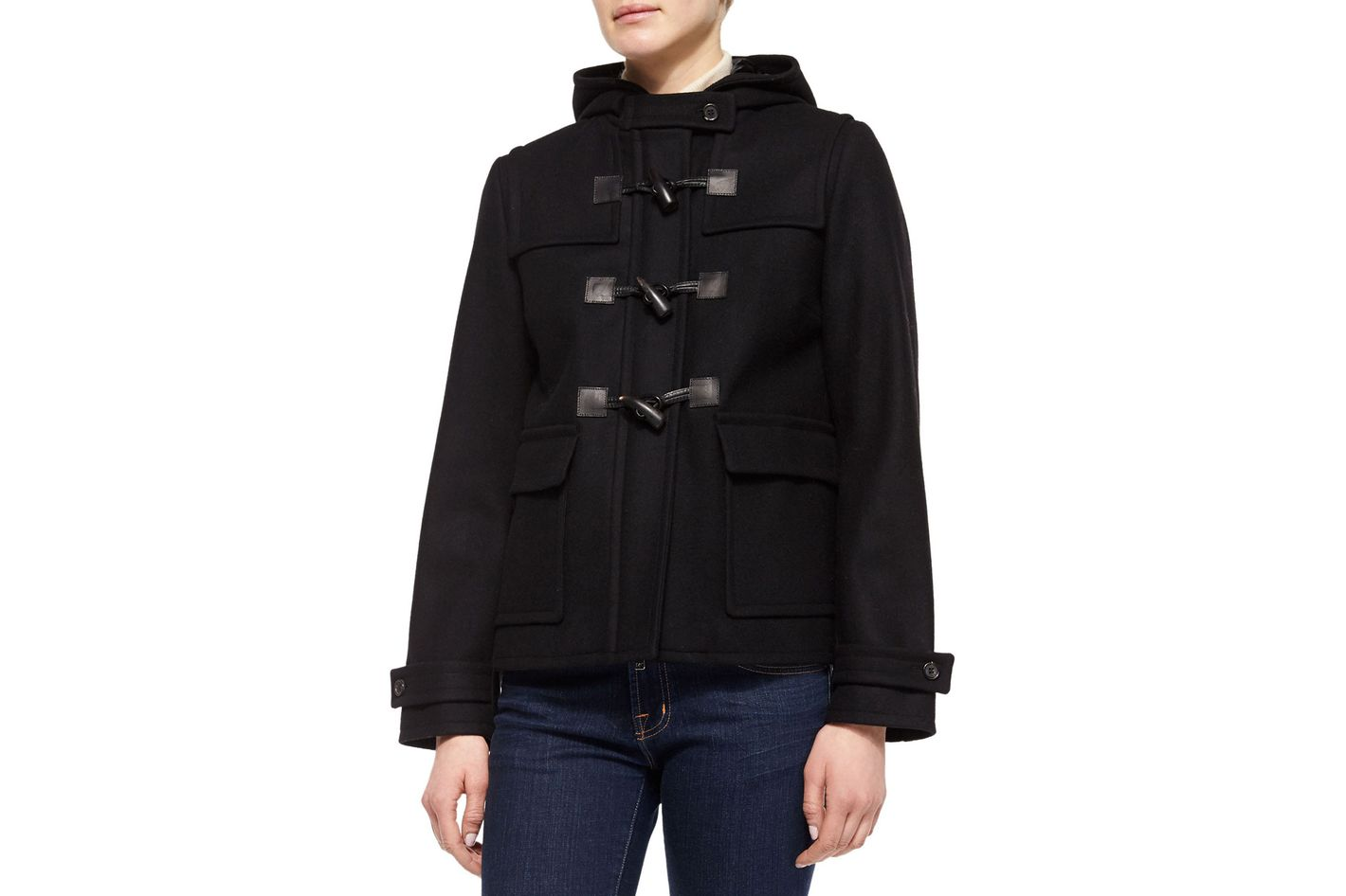 Michael Kors Toggle Coat