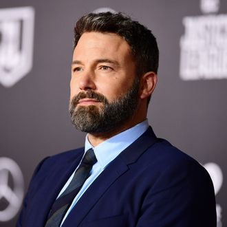 Heres Why Ben Affleck Was At The Beach With That Tattoo