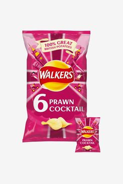Walkers Crisps Prawn Cocktail