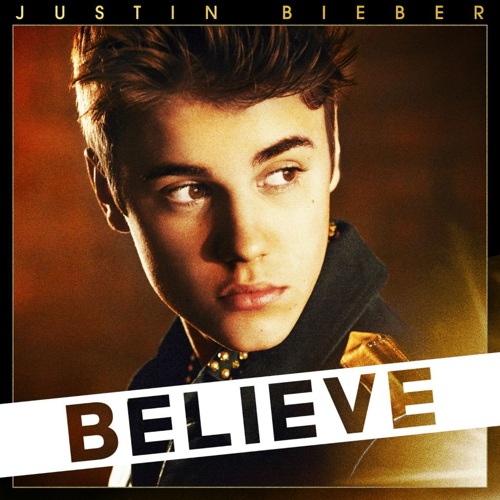 Justin Bieber Releases Two New Believe Album Covers