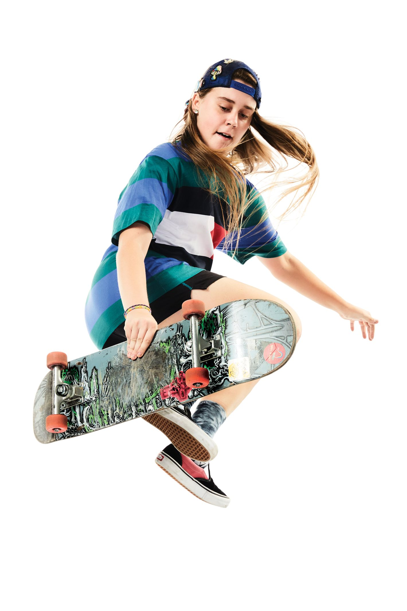 4b3eefd779cd Profile: Rachelle Vinberg of Skate Kitchen