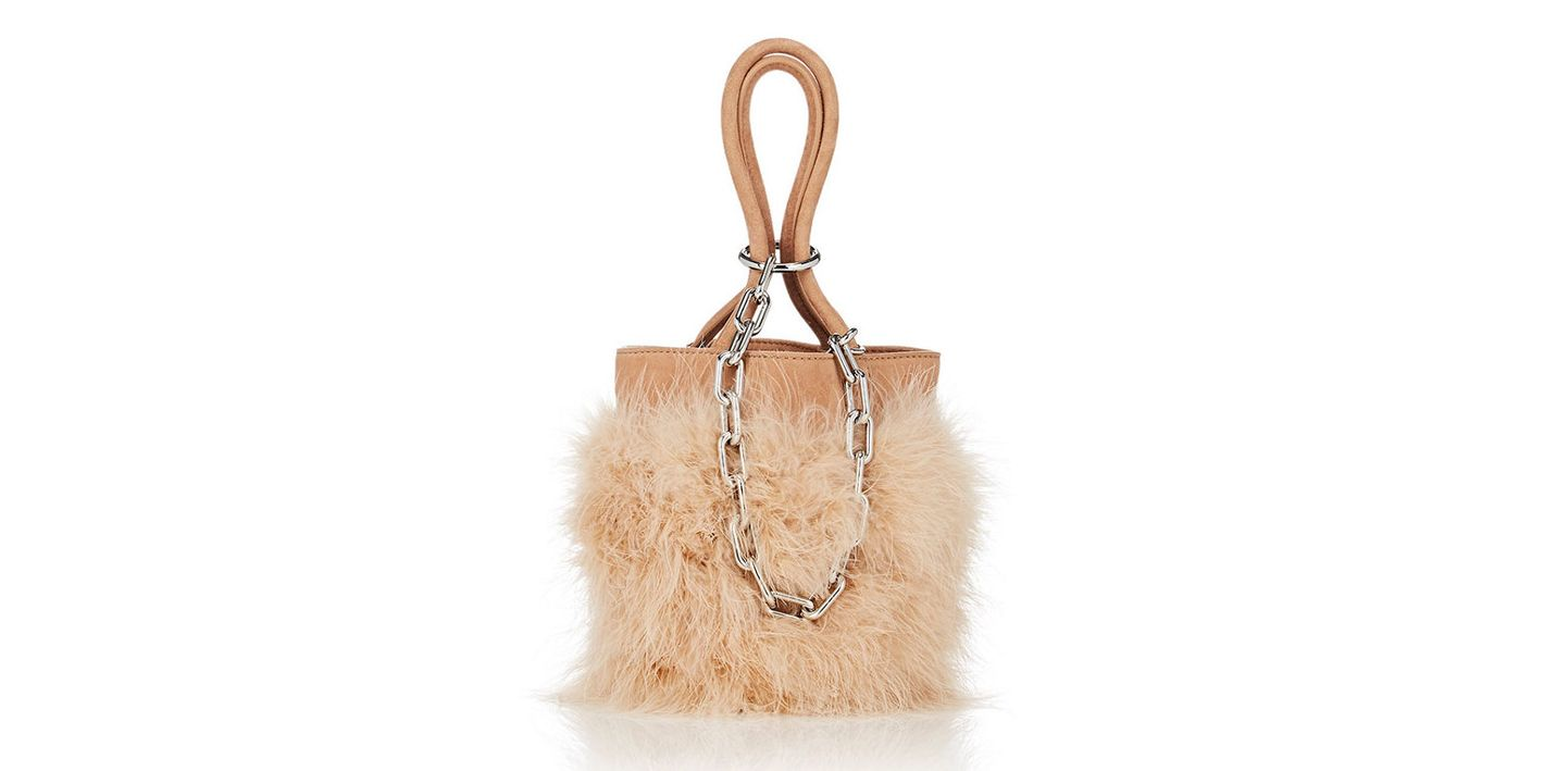 Alexander Wang Feather Bag