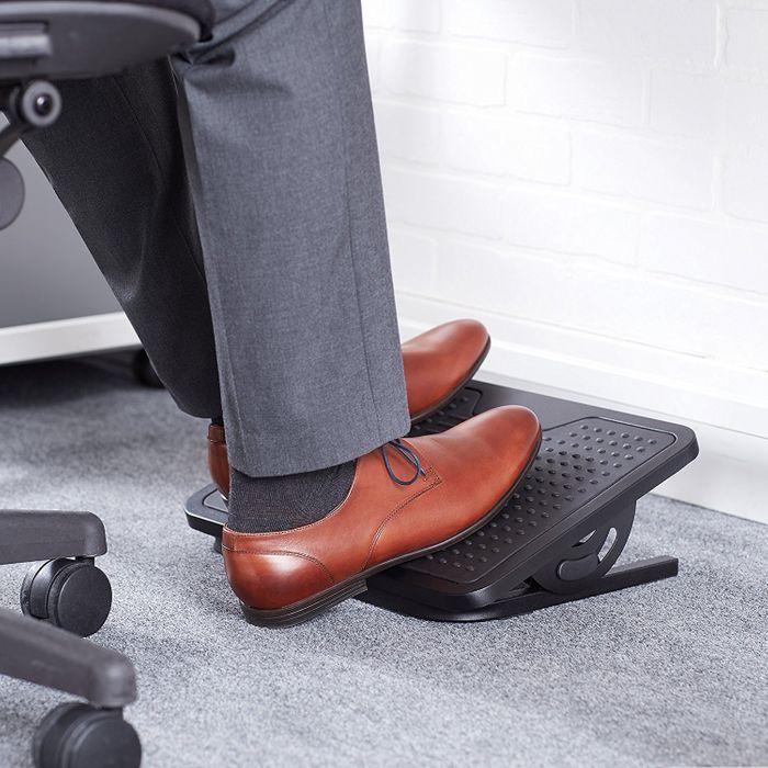 Best Foot Rests For Desks Desk And Shelving Units