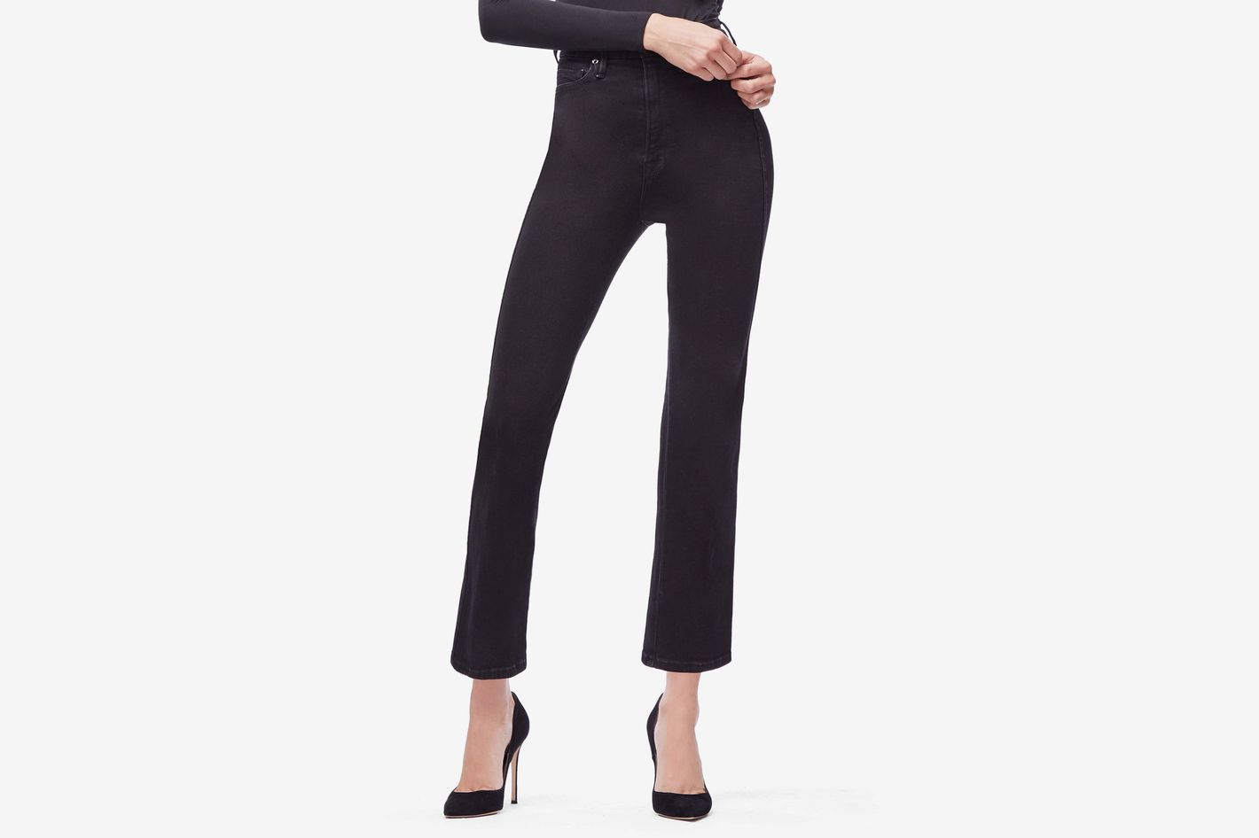 519fc8188eb Good American Good Curve High Waist Jeans Review