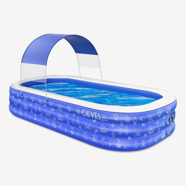 OEVES Store Inflatable Swimming Pool for Kids and Adults