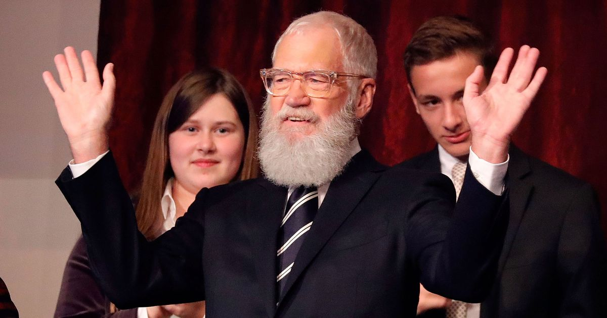 What Happened When David Letterman Was Honored at the Kennedy Center