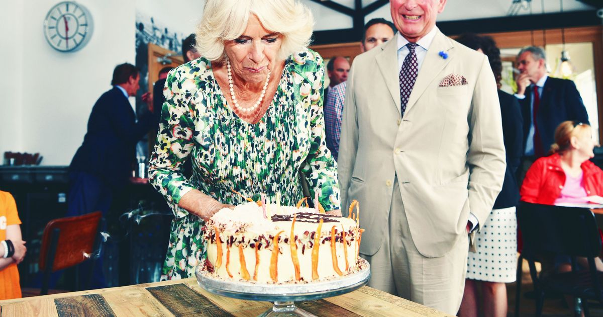 Prince Charles and Camilla Duchess of Cornwall visit to the Isles of Scilly, Cornwall, UK - 17 Jul 2018
