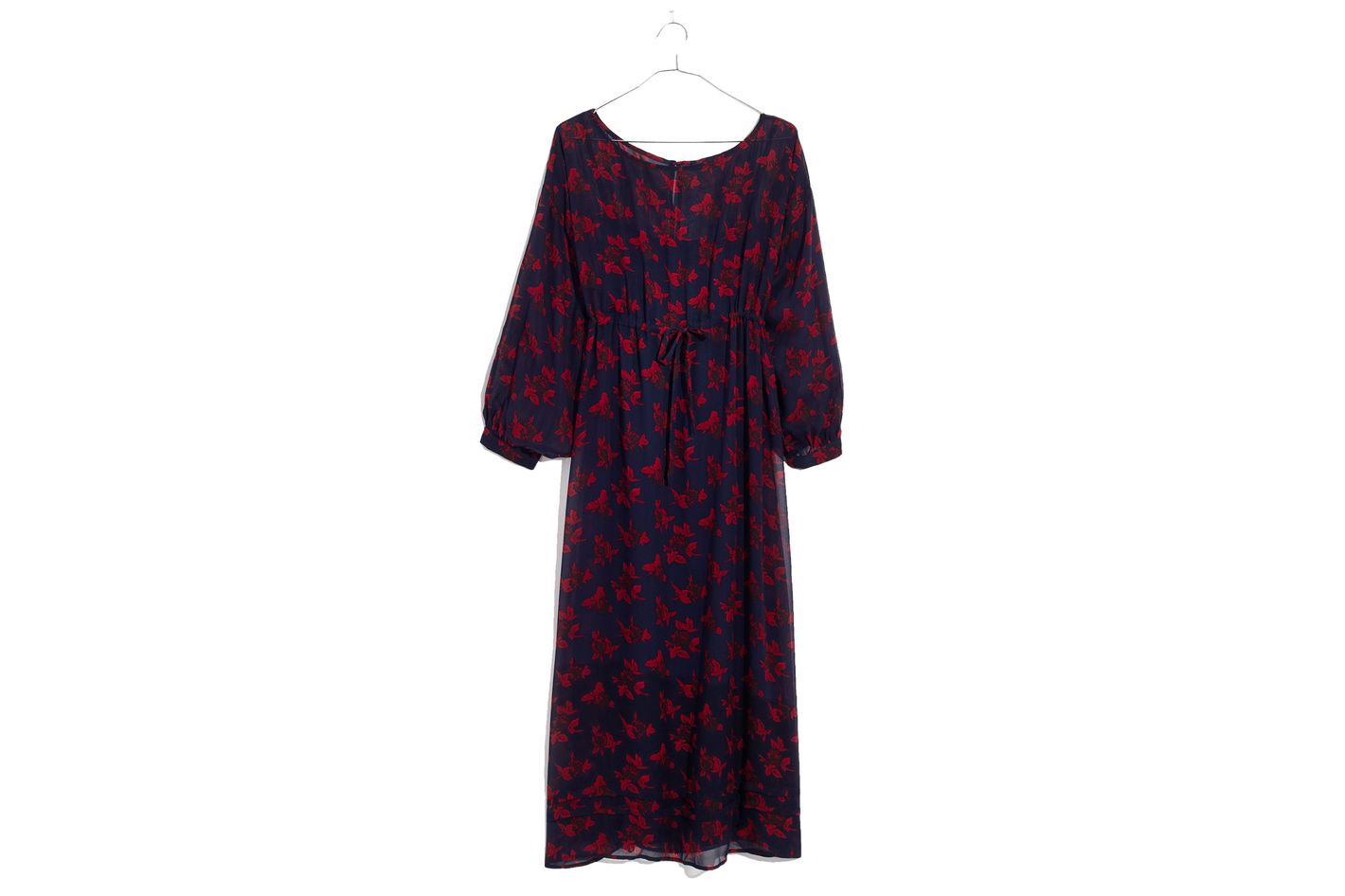 Madewell x No.6 Silk Magical Dress