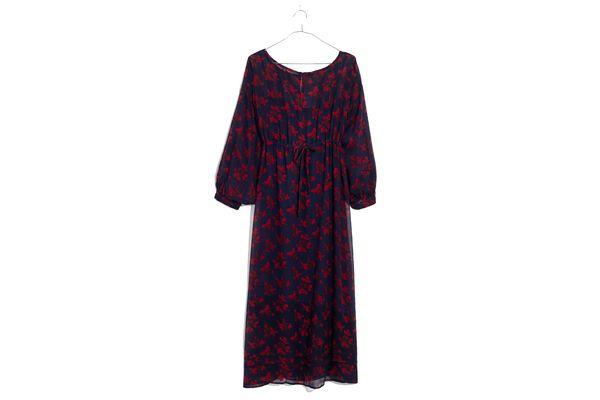 Madewell x No.6 Silk Magical Dress