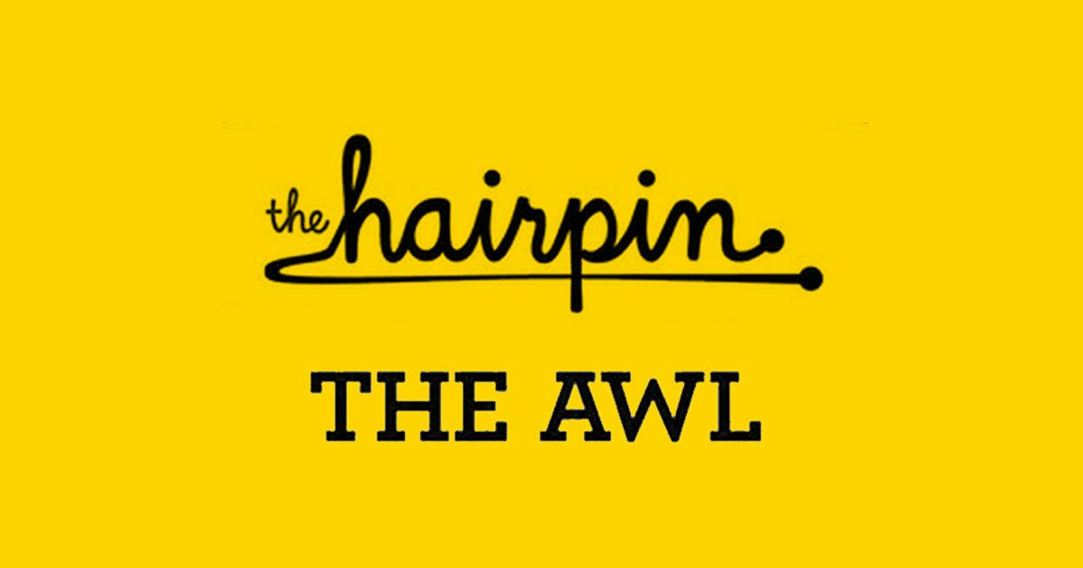 The Awl and the Hairpin's Best Stories, Remembered by Their Writers