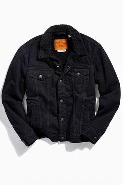 Levi's Type III Sherpa-Lined Denim Jacket