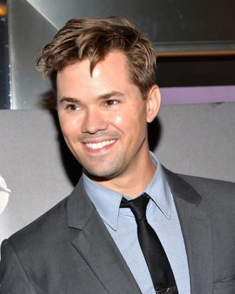 Andrew Rannells attends the