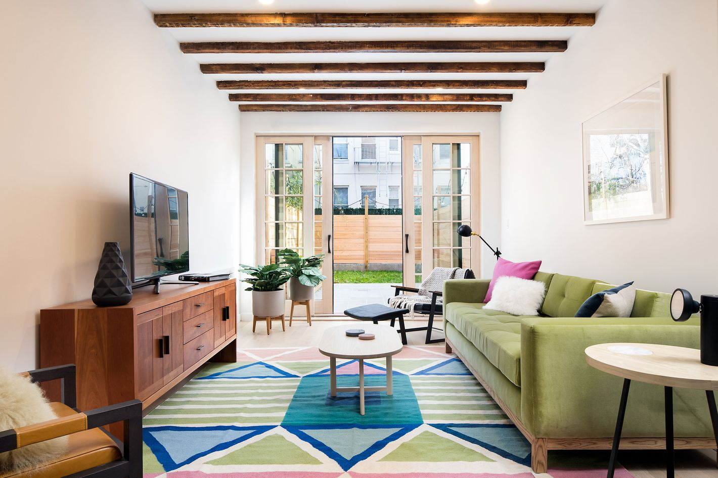 how an 1899 townhouse tripled in size but kept its charm