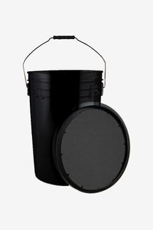 Champion Sports Soft Seat Lidded Baseball Bucket