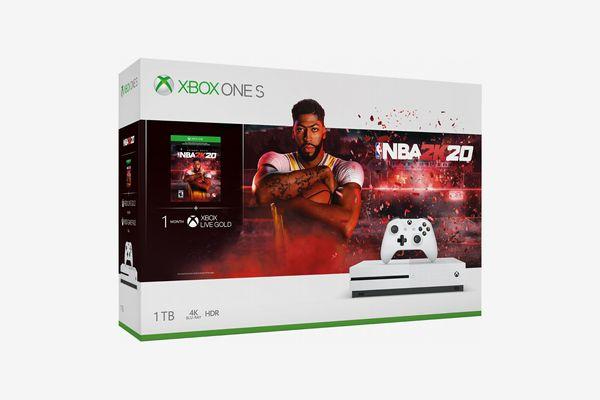 Microsoft Xbox One S 1TB NBA 2k20 Bundle