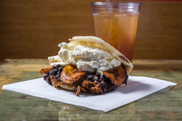 Alphabet City's Arepa Factory Offers Caracas Some Healthy Competition
