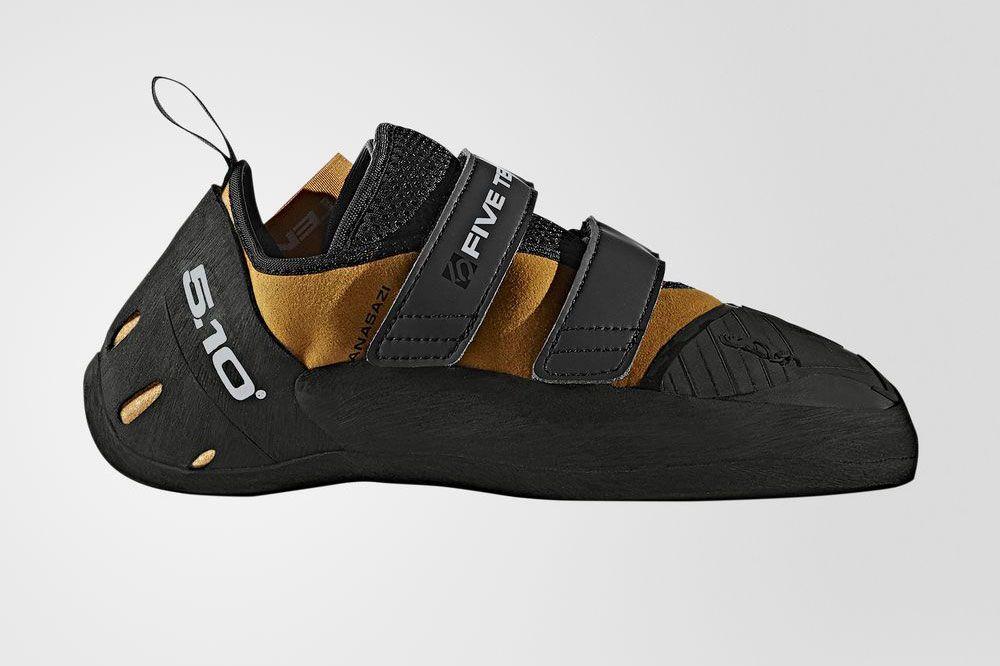 For Advanced Climbers With Narrow Feet Adidas Five Ten Anasazi Pro