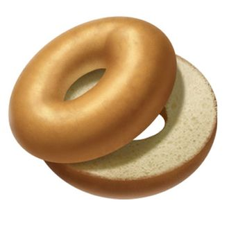 What's Going on With Apple's New Bagel Emoji?