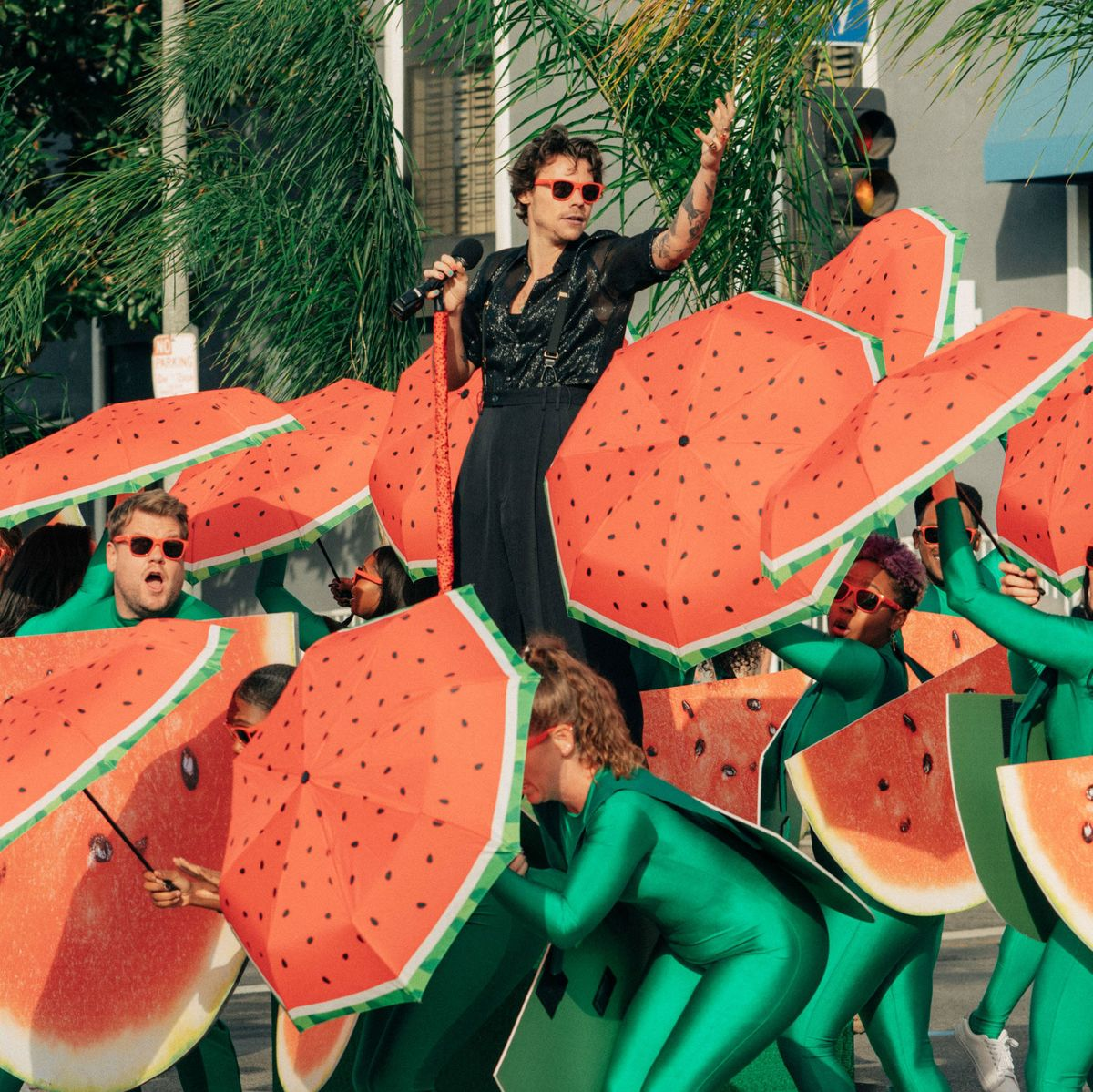Harry Styles Fine Line Album Fruit References Explained
