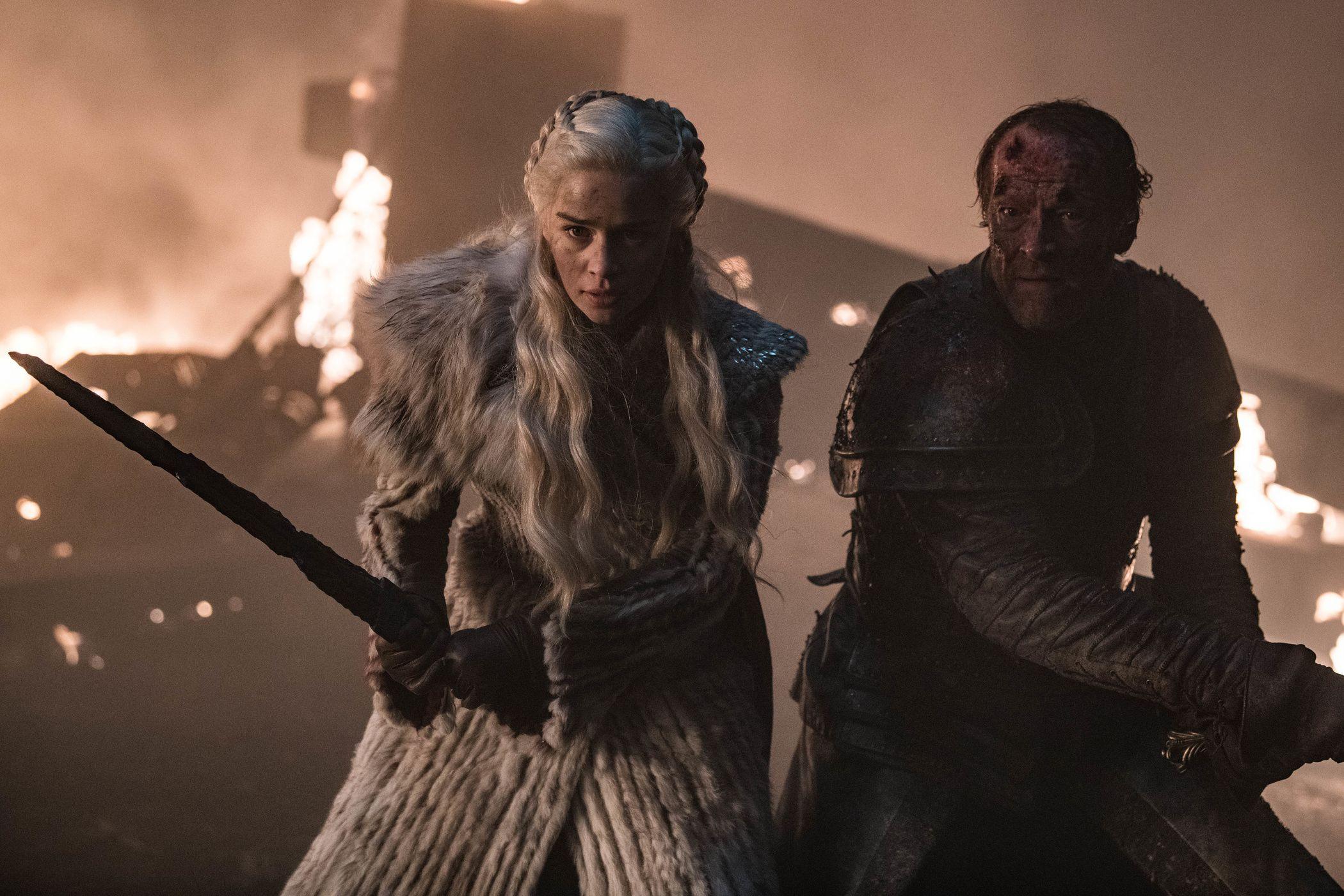 Game Of Thrones The Long Night Recap Season 8 Episode 3