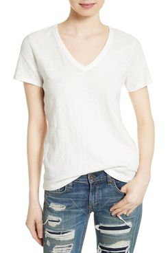 Rag & Bone Vee Tee, soft and classic t-shirt