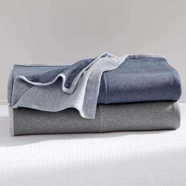 PBTeen Sweatshirt Throw Blanket