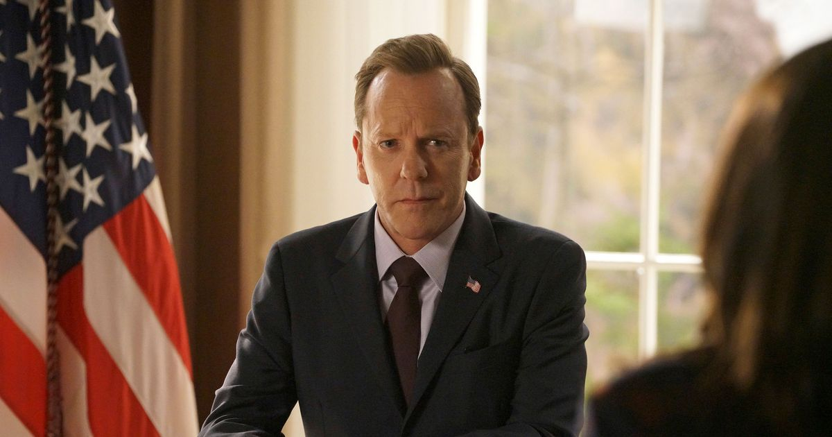 designated survivor stream