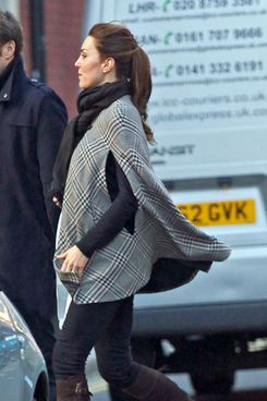 Kate Middleton, pregnant.