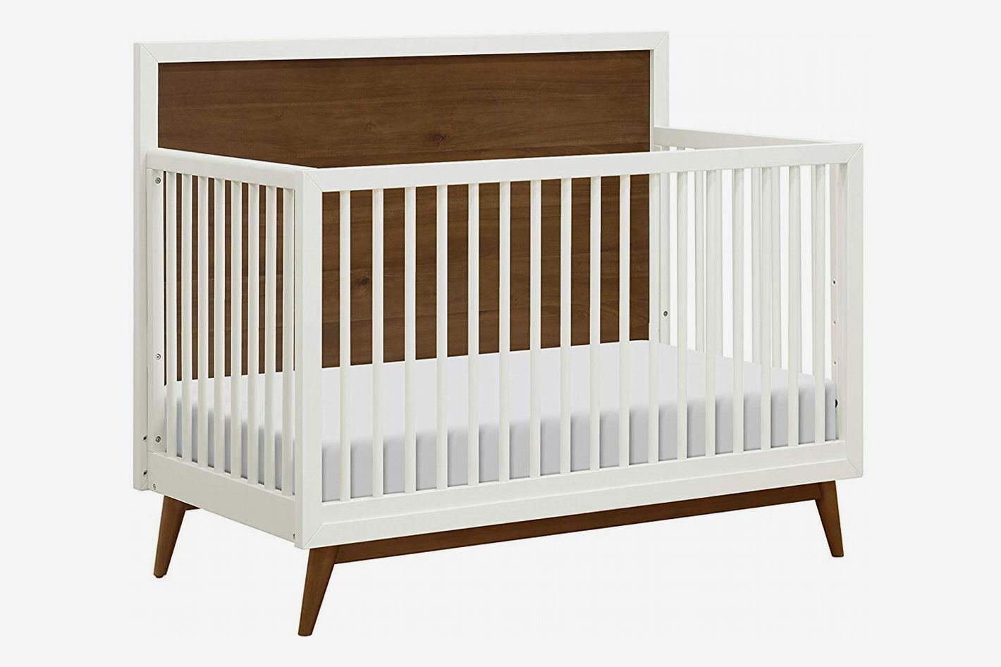 Babyletto Palma 4-in-1 Convertible Crib With Toddler Bed Conversion Kit