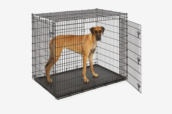 "Midwest Solution Series ""Giant Dog"" Ginormus Double Door Dog Crate"