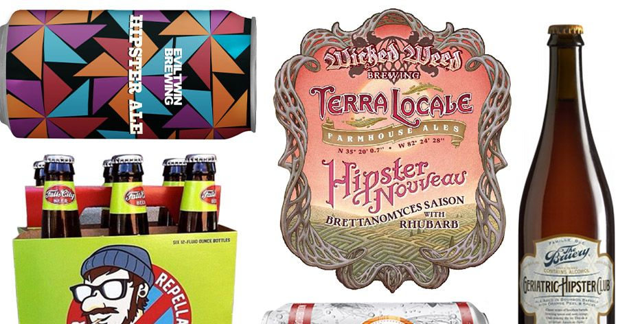 America's Breweries Dangerously Close to Running Out of Funny Names for Their Beers
