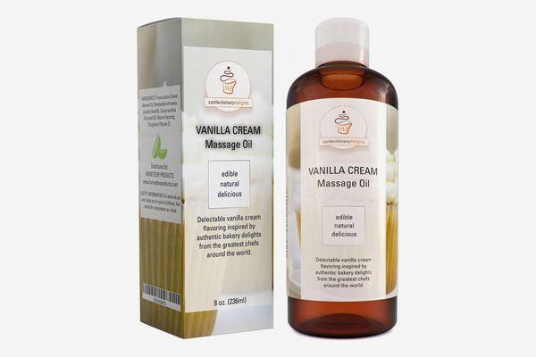 Honeydew Confectionary Delights Vanilla Cream Edible Massage Oil