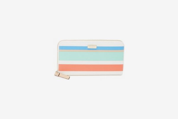 Kate Spade New York Lacey Stripe Wallet
