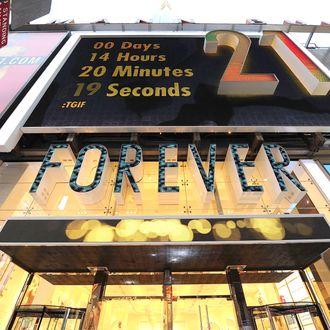 Thanks, Forever 21!