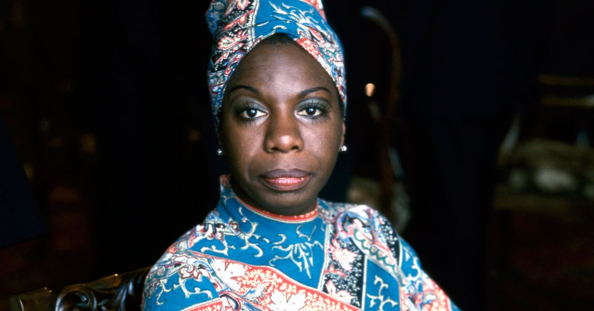 Nina Simone To Love Somebody I Cant See Nobody
