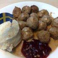 Put a Swedish flag on it.