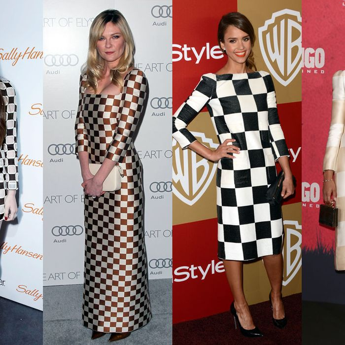 Hailee Steinfeld, Kirsten Dunst, Jessica Alba, and Kerry Washington.