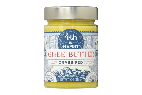 4th & Heart Himalayan Pink Salt Grass-fed Ghee Butter