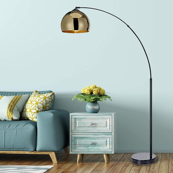 Archiology Arc Floor Lamp,