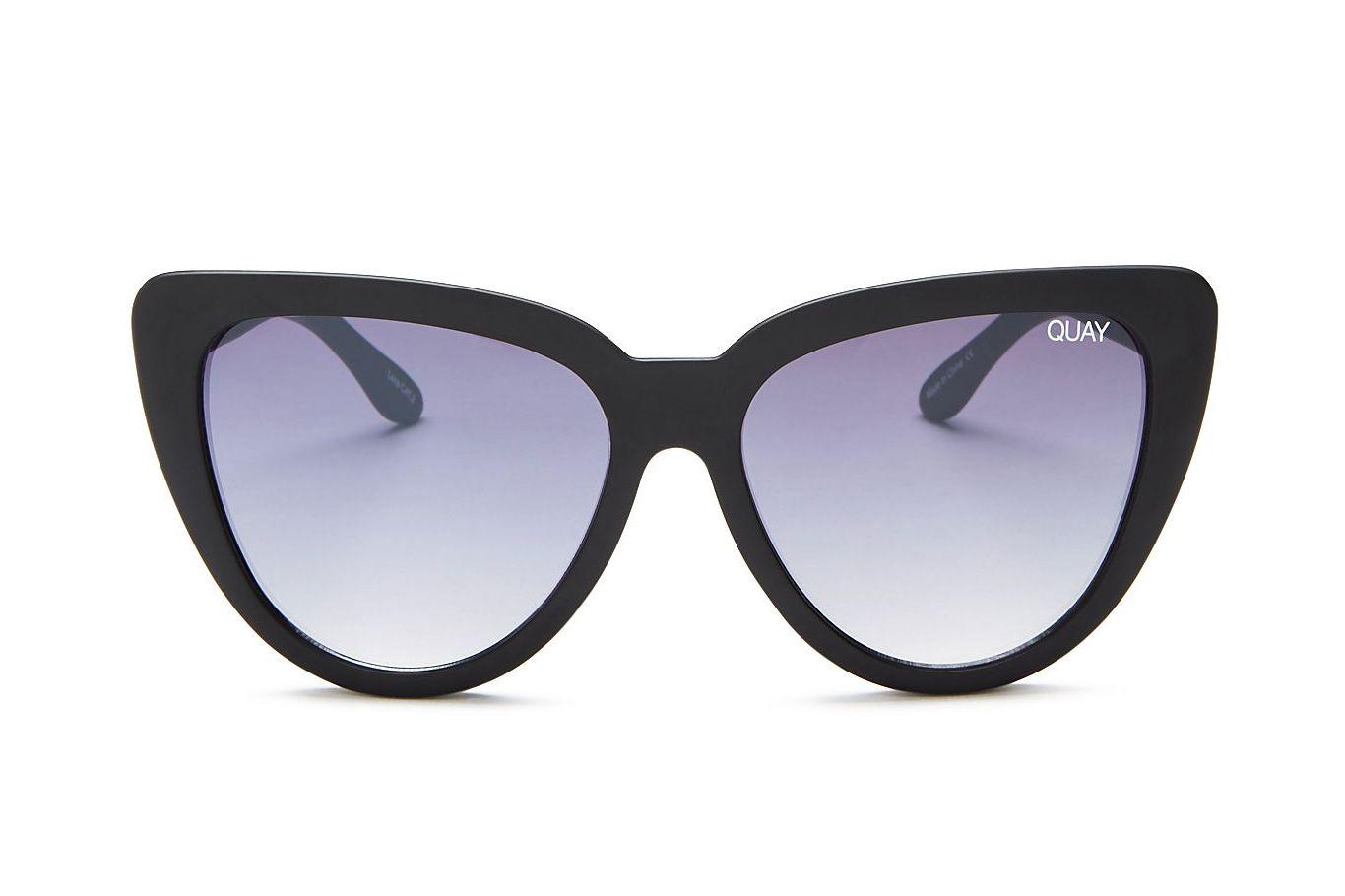 Quay Stray Cat Oversized Cat Eye Sunglasses